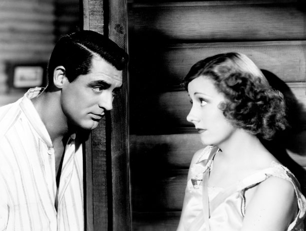 Lauren bacall cary grant how to be brave for Cary grant first movie